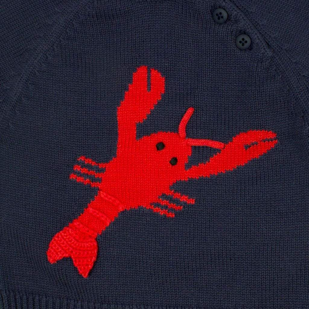 Lobster Knit Sweater (Unisex) sweater zubels