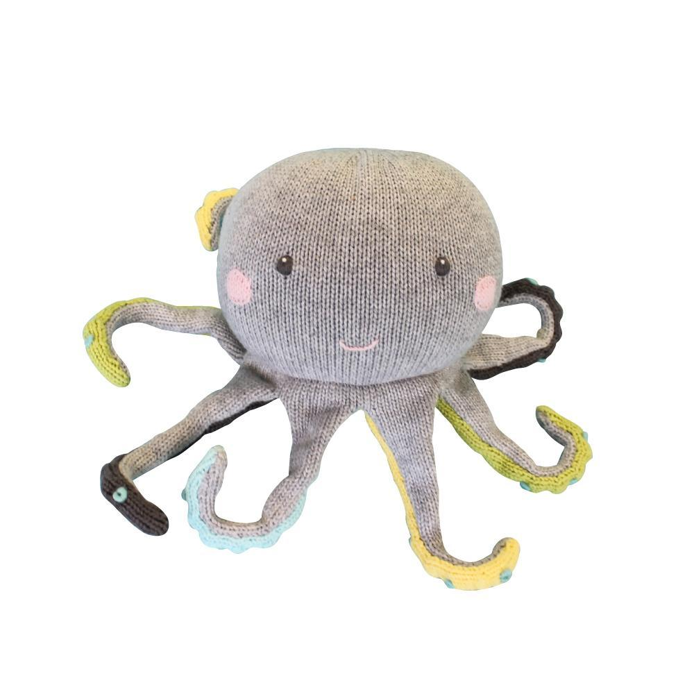 Ollie The Octopus - Petit Ami and Zubels baby toys and gifts toddler child
