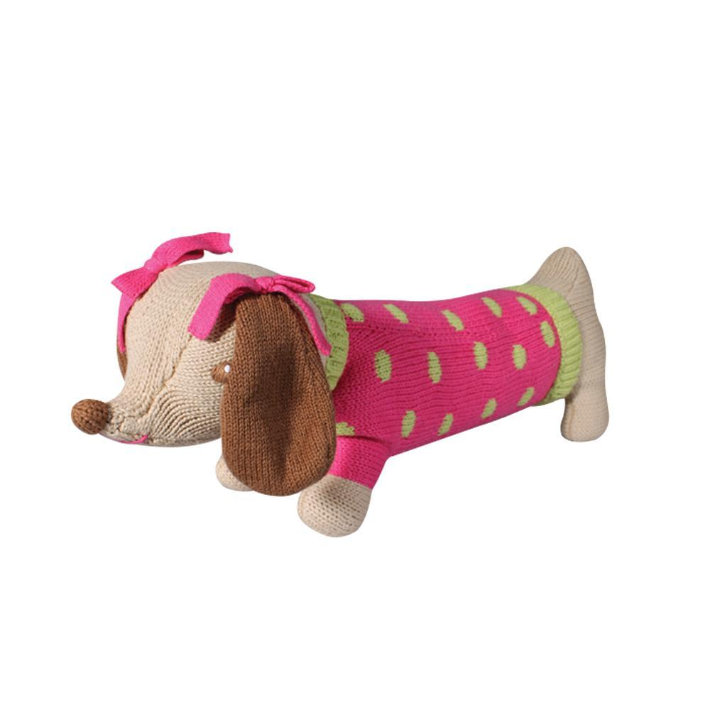 Moxie The Dachshund - Petit Ami and Zubels baby toys and gifts