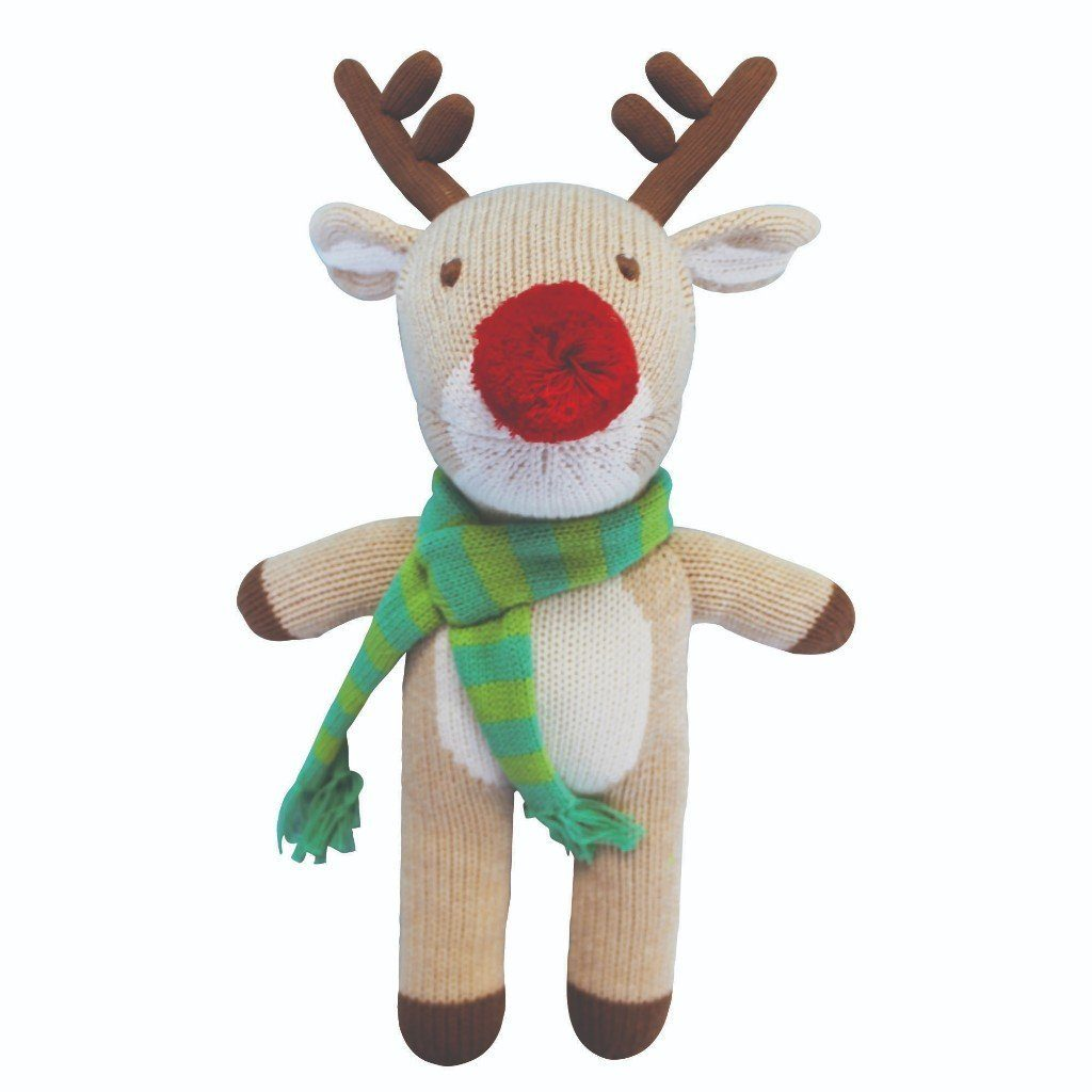 Rooney the Reindeer - Petit Ami and Zubels baby toys and gifts toddler child
