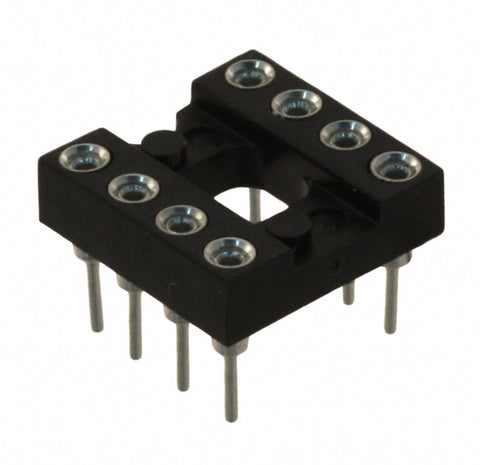 8-Pin Milled Socket