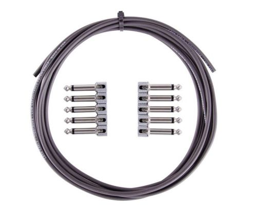 Lava Cable TightRope Solderless Cable Kit Black