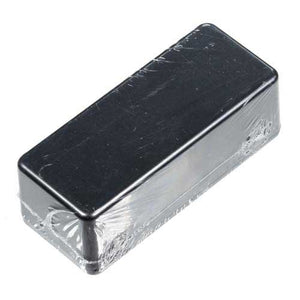 1590A Aluminum Die-Cast Enclosure, Black Powder Coated