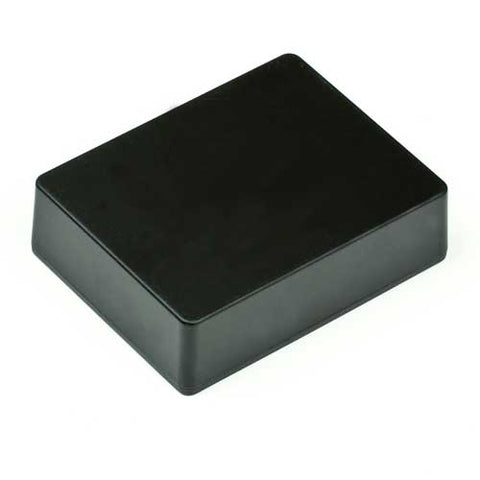 1590BB Aluminum Die-Cast Enclosure, Black Powder Coated