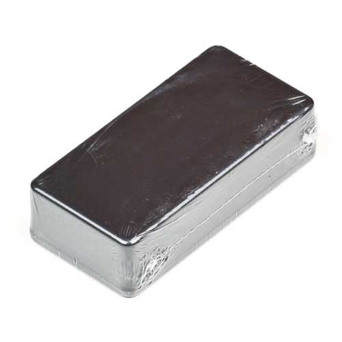 1590G Aluminum Die-Cast Enclosure, Black Powder Coated