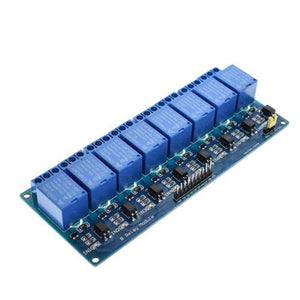 8-Channel 5V Relay Module