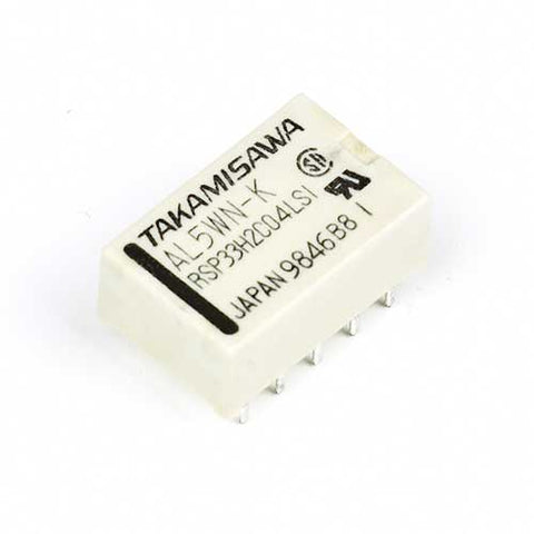 5V DPDT Latching Relay