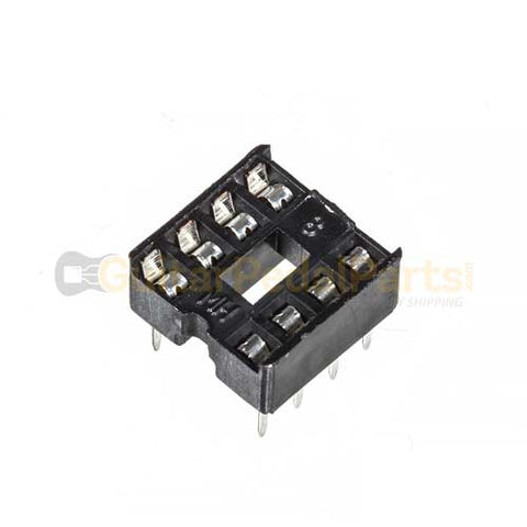 8-Pin Spring Socket