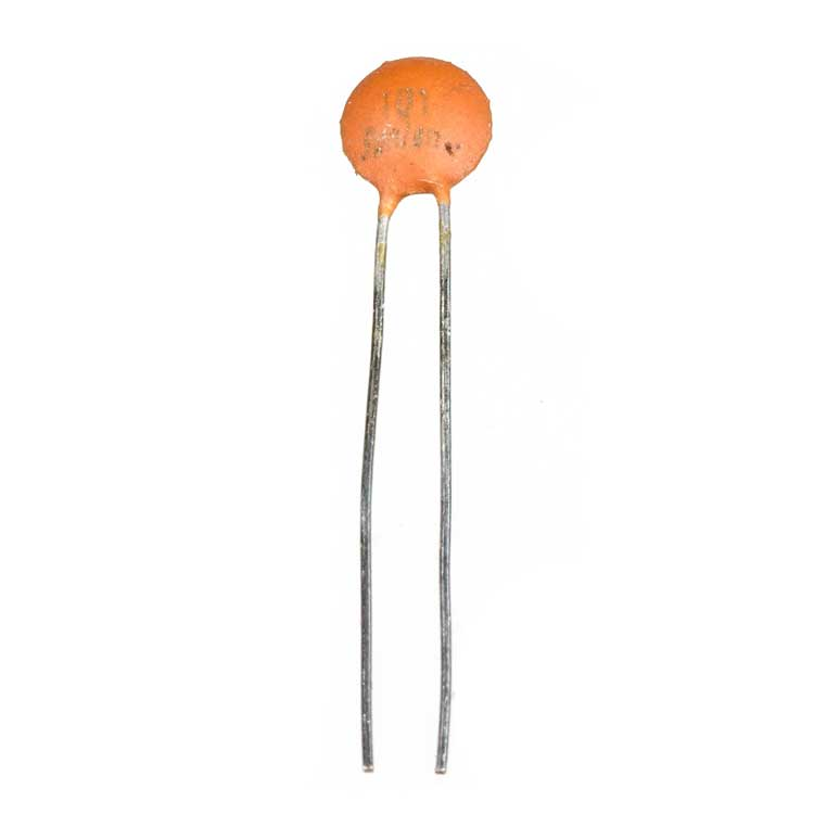 100pF Ceramic Disc Capacitor