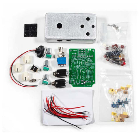Delay Guitar Pedal DIY Complete Kit