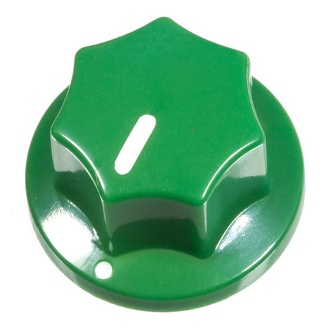 Image of Fluted Knob, Green