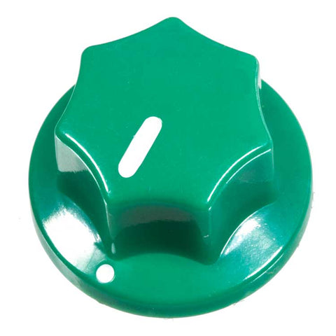 Image of Fluted Knob, Light Green