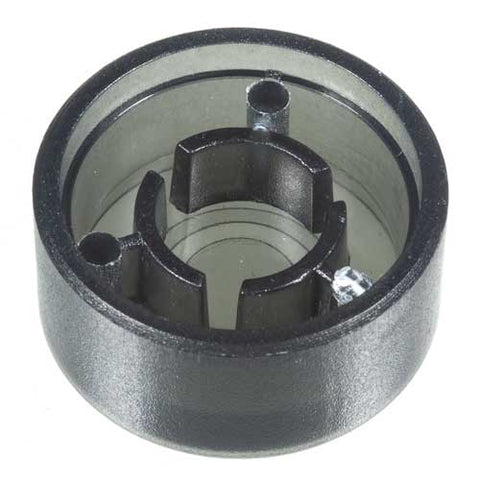 Foot Switch Cap, Transparent Black