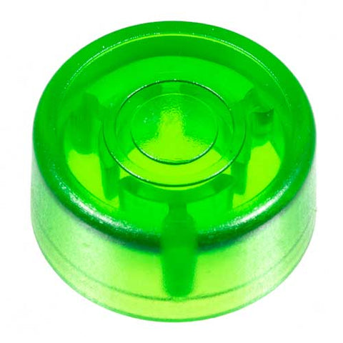 Image of Foot Switch Cap, Transparent Green