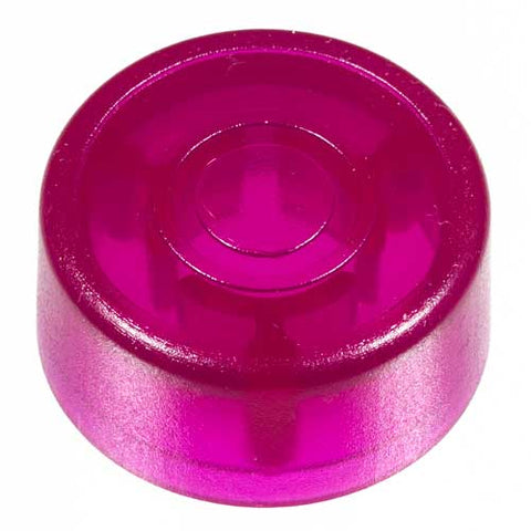 Image of Foot Switch Cap, Transparent Purple