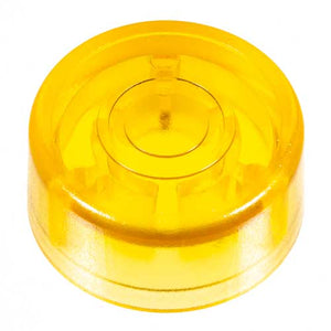 Foot Switch Cap, Transparent Yellow
