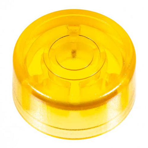 Image of Foot Switch Cap, Transparent Yellow