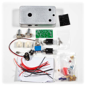 Fuzz Face Guitar Pedal DIY Complete Kit