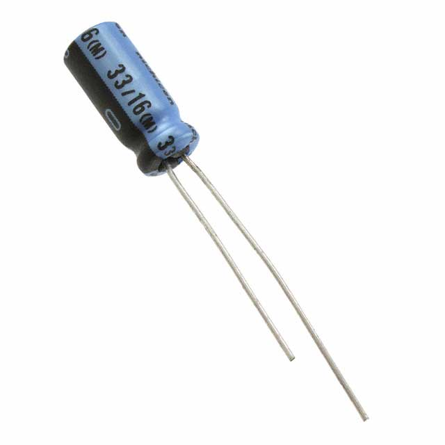 100uF 25V Nichicon Audio Grade Electrolytic Capacitor