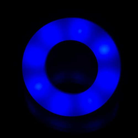 12mm LED Ring, Blue