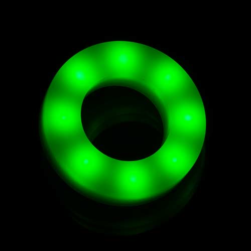 12mm LED Ring, Green