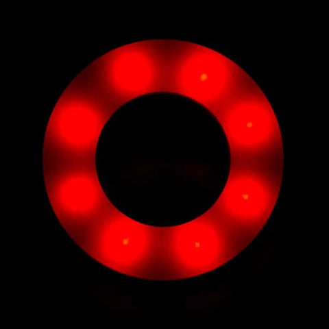 12mm LED Ring, Red
