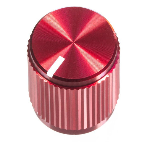 Image of Magpie Aluminum Knob, Red