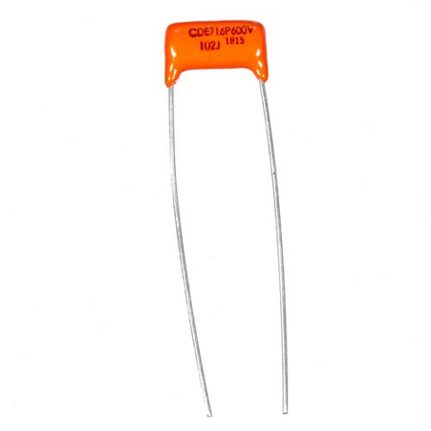 .001uF Orange Drop 716P 600V Polypropylene Capacitor