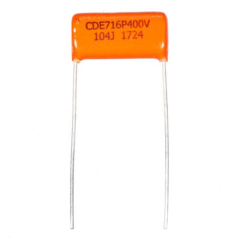 .1uF Orange Drop 716P 400V Polypropylene Capacitor