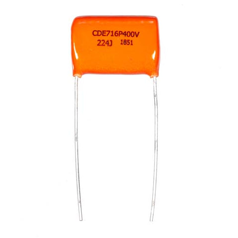 .22uF Orange Drop 716P 400V Polypropylene Capacitor
