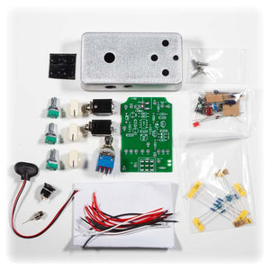 Overdrive Guitar Pedal DIY Complete Kit