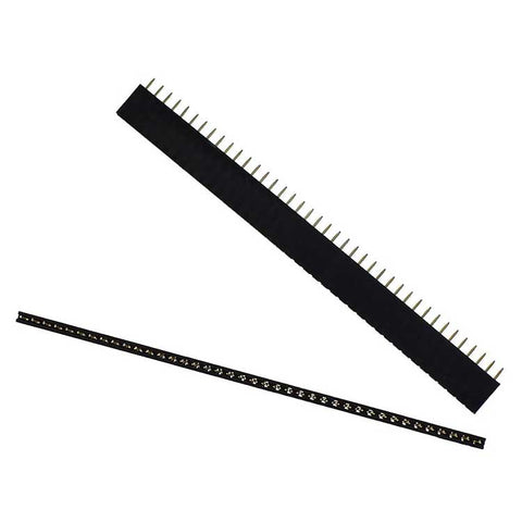 40-Pin Male to Female Pin Header Strip