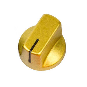 Pointer Knobs, Gold
