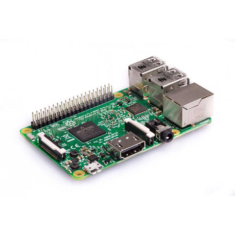 Image of Raspberry Pi 3 Model B
