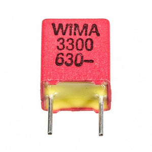 2.2nf/.0022uF Box Film Capacitor