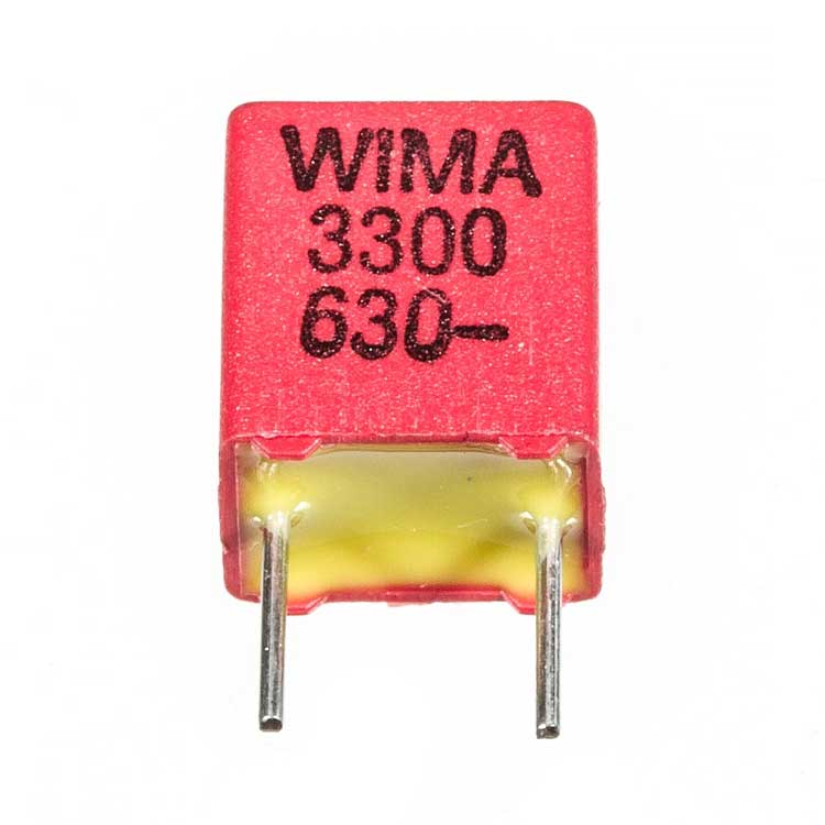 3.3nf/.0033uF Box Film Capacitor