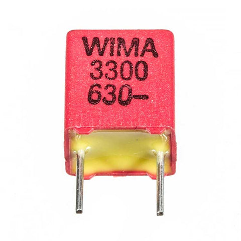 1nf/.001uF Box Film Capacitor