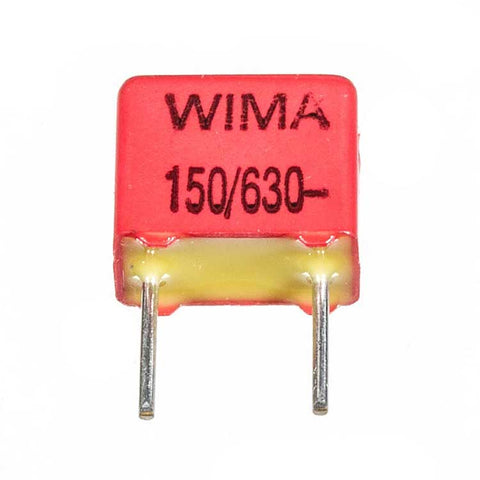 150pF Box Film Capacitor