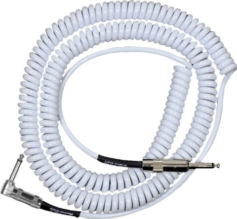 Lava Cable Retro Coil White RA