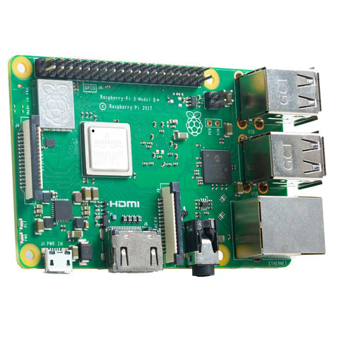 Image of Raspberry Pi 3 Model B+