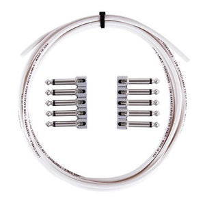 Lava Cable TightRope Solderless Cable Kit White