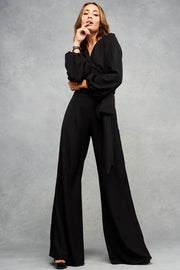 Tamara Trousersuit Midnight Black