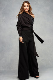 Vogue Jumpsuit Midnight Black