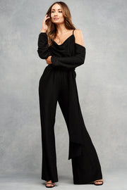 Jenny Jumpsuit Midnight Black