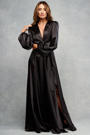 Willow Maxi Midnight Black