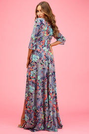Leopard Sunset Eleanor Maxi