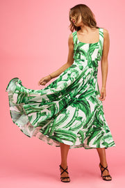 Palm Perfection Cole Midi Maxi
