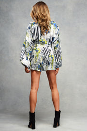 Kayla Playsuit City Lights