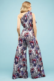 Paisley Trouser suit Love on Tattooed Wings