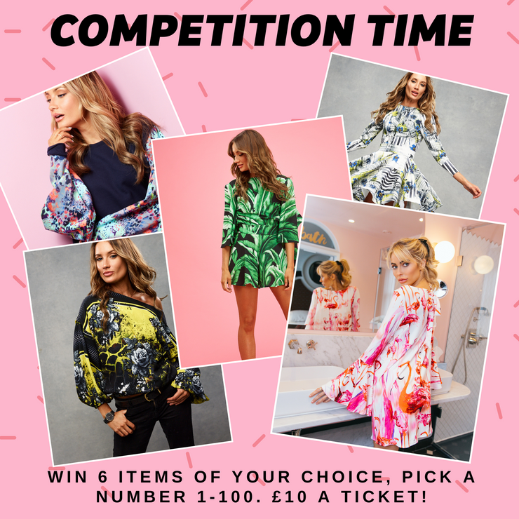 WIN A WARDROBE COMPETITION